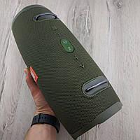 Портативная Bluetooth Колонка JBL Xtreme 2 black темно зеленая, беспроводная акустика джбл