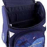 Рюкзак ( ранец ) школьный ортопедический каркасный Kite GoPack ( GO19-5001S-11 ), фото 4