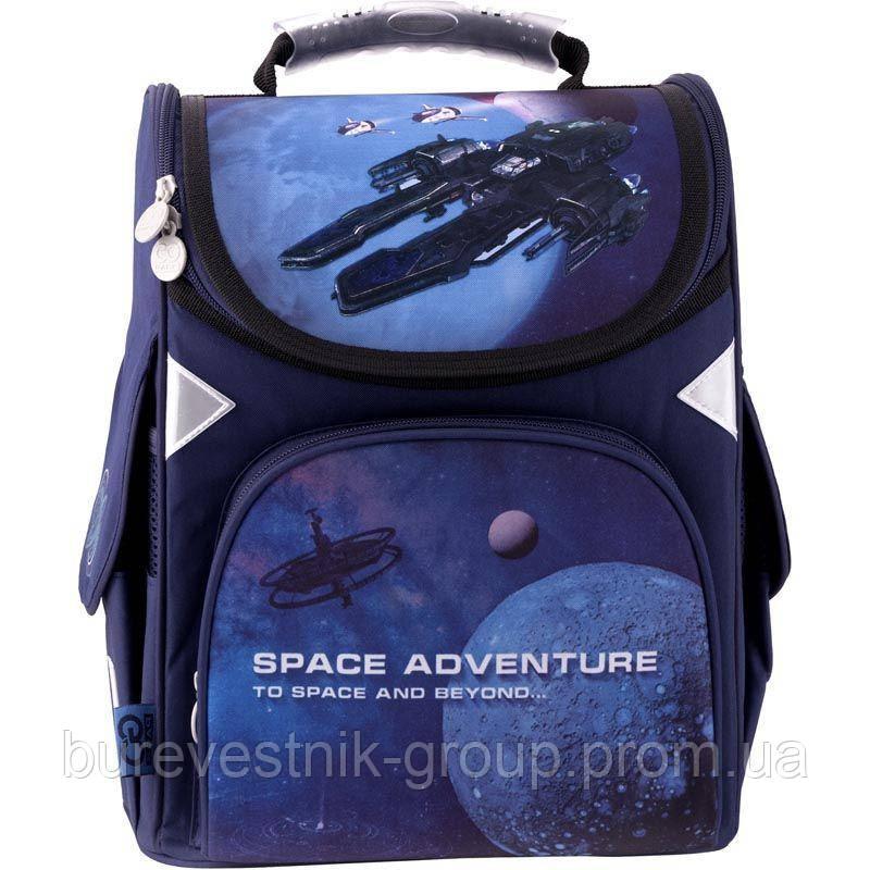 Рюкзак ( ранец ) школьный ортопедический каркасный Kite GoPack ( GO19-5001S-11 )