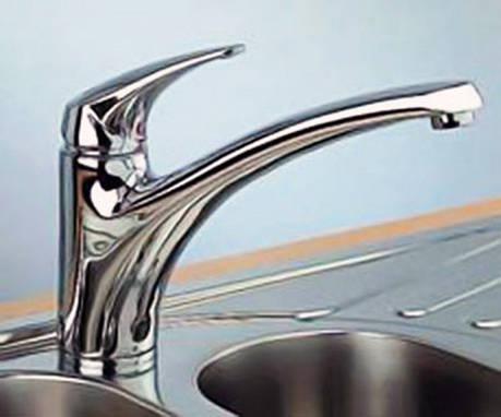 Кухонный смеситель Alveus Prestige (Хром) (с доставкой), фото 2