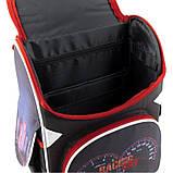 Рюкзак ( ранец ) школьный ортопедический каркасный Kite GoPack ( GO19-5001S-7 ), фото 5