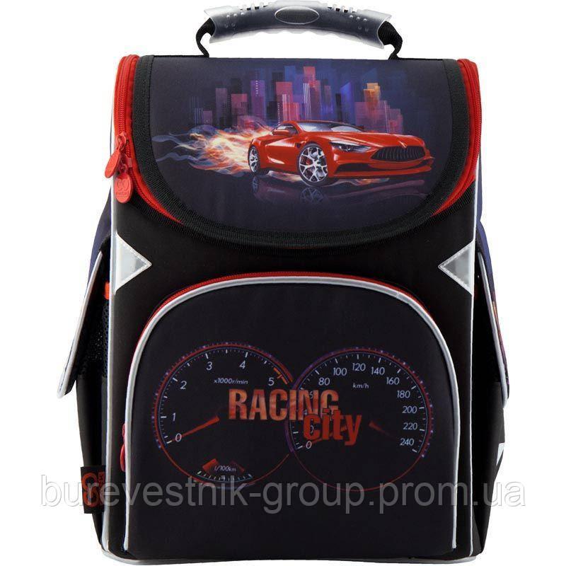 Рюкзак ( ранец ) школьный ортопедический каркасный Kite GoPack ( GO19-5001S-7 )