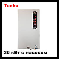 """Электрический котел Tenko серии """"СТАНДАРТ+ Grundfos"""" 30 кВт  - 380 В"""