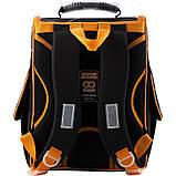 Рюкзак ( ранец ) школьный ортопедический каркасный Kite GoPack ( GO19-5001S-8 ), фото 2