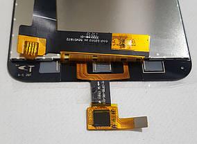 Модуль (дисплей + сенсор) для Xiaomi Redmi Note 5A, Redmi Y1 Prime золотой, фото 3