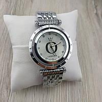 Женские наручные часы Pandora 6861 Cristal серебро с серебристым циферблатом реплика