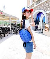 Современный рюкзак. Рюкзак в форме гранаты. Модный рюкзак. Унисекс рюкзак. Код: КРСК132, фото 1