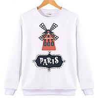 Джемпер PARIS  женский белый