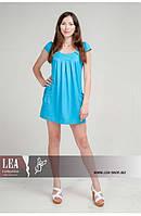 Оптом платье молодежное летнее короткое свободного кроя, фото 1
