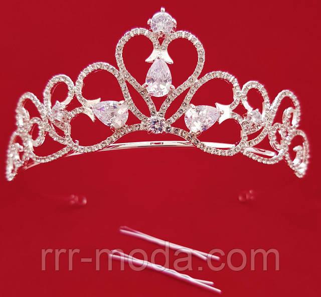 Бижутерия RRR свадебные короны
