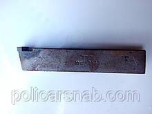 Різець токарний прохідний прямий c пластинами з твердого сплаву Т15К6 0473