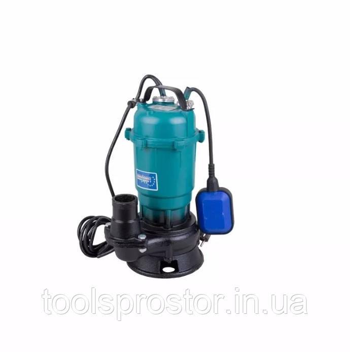 Дренажно-фекальный насос Euro Craft PO55F : Поплавок   2500 Вт