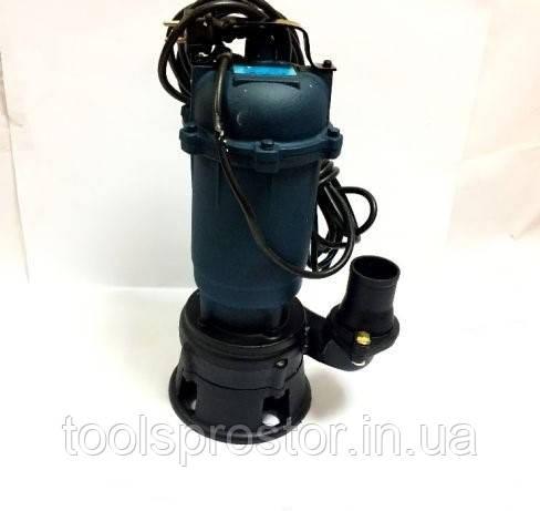 Насос фекальный EUROCRAFT P234 : 3150 Вт   20 м.куб/час