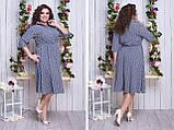 Женское платье легкое,ткань супер софт,размеры: 48,50,52,54., фото 2