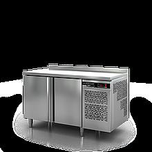 Холодильный стол 1400*600 с бортом Modern Expo NRAFAB