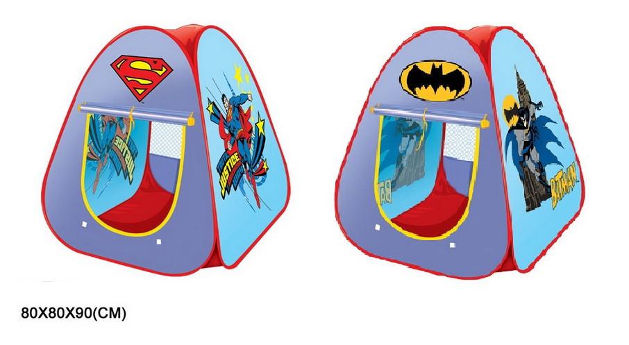 """Палатка """"Spiderman/Batman"""", 2 вида, 889-33A/35A"""