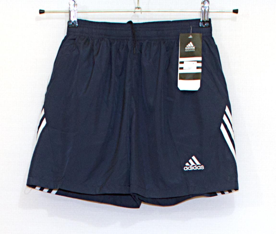 Шорты спортивные мужские ADIDAS 7002 синий (Реплика) М