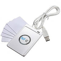 RFID Smart Card Reader NFC ACR122U USB 13,56 МГц, фото 1