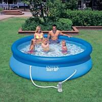 Надувной Бассейн Intex Easy Set 28122 (56922) 305-76см +насос-фильтр