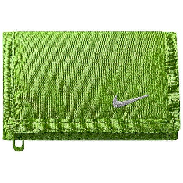 Кошелек Nike N.IA.08.385.NS Зеленый (887791067043)