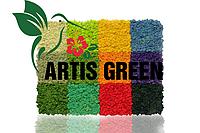 Озеленение из декоративного мха. Свежесть до 5-8 лет!