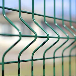 """Заборы ТМ """"3D Забор"""" Сварные сеточные панели"""
