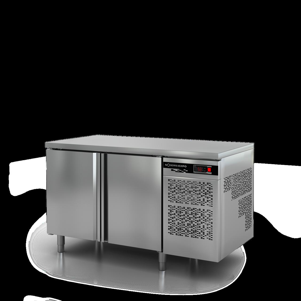 Холодильный стол 1400*700 без борта Modern Expo NRABAA