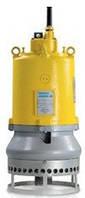 """Погружной шламовый насос Varisco (Италия) - Atlas Copco (Швеция) WEDA L70N 400V 50Hz 4""""Hose"""