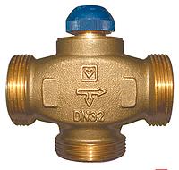 """Трехходовый термостатический клапан Herz CALIS-TS-RD DN25 1""""(1776140)"""