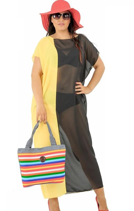 Пляжное платье 41550 52-54
