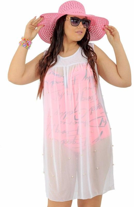 Пляжное платье 41578 52-54