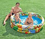 Детский надувной бассейн Intex 58915 Винни Пух, 147 х 33 см, фото 3