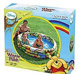 Детский надувной бассейн Intex 58915 Винни Пух, 147 х 33 см, фото 2