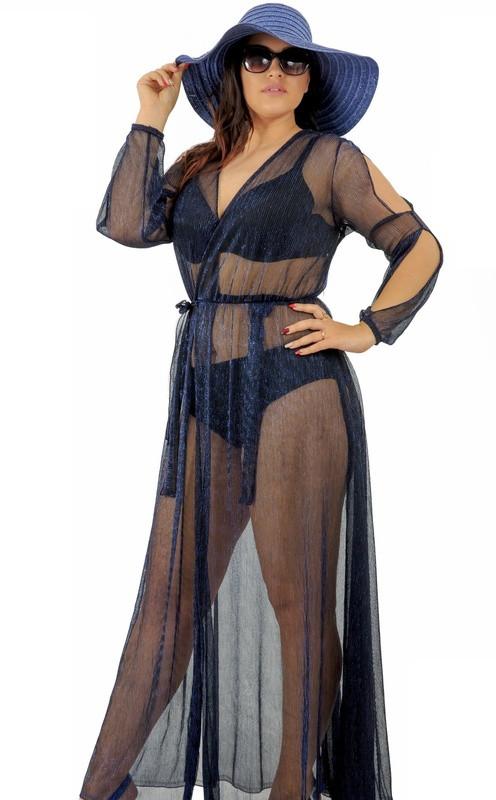 Пляжное платье 41684 52-54