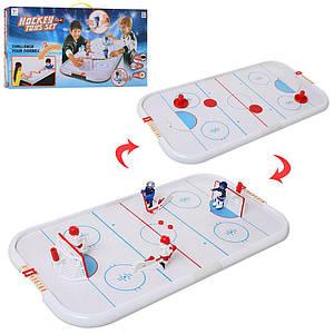 Хоккей 2226 (24шт) 2в1, поле 53-28см, в кор-ке, 54-29-8,5см