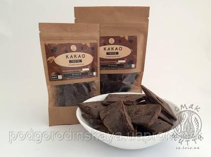 Какао терте Преміум (гіркий шоколад), 250 гр.