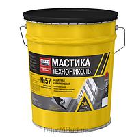 Технониколь №24 битумно-каучуковая мастика для фундаментов и кровли