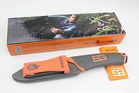 Туристический нож Gerber Bear Grylls BG-3,охотничьи ножи,товары для рыбалки и охоты,оригинал