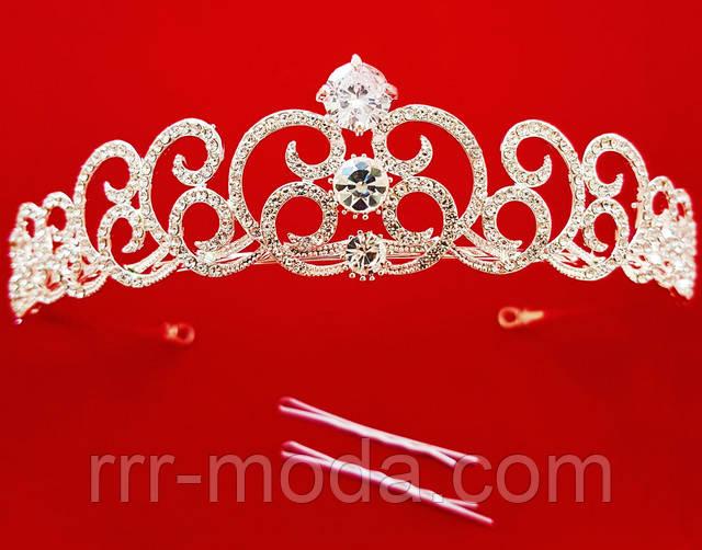 Бижутерия RRR свадебные короны оптом