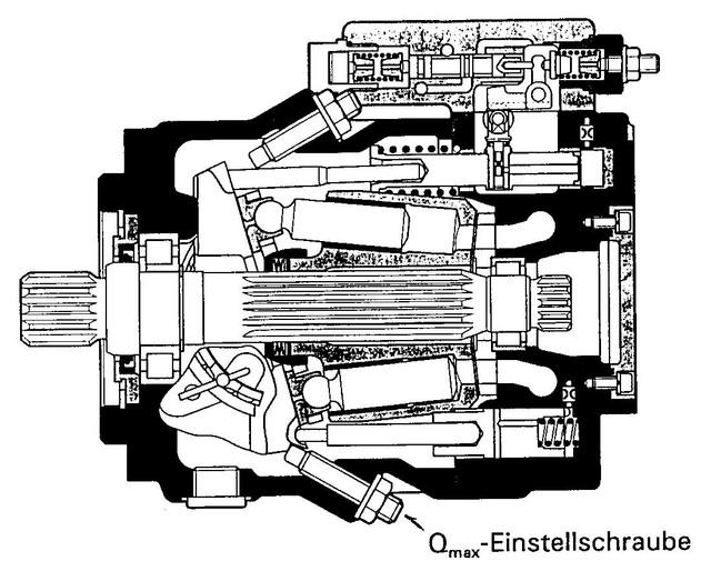 Гидравлический насос R A11VO130(116)LRDS: продажа, цена в