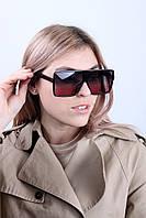 Солнцезащитные очки 2801 черный+розовый