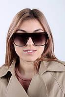 Cолнцезащитные женские очки 18358 черные