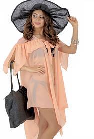 Пляжное платье 41910 универсальный 42-46