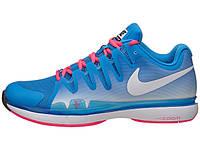 Кроссовки для тенниса Nike Vapor 9.5 синие