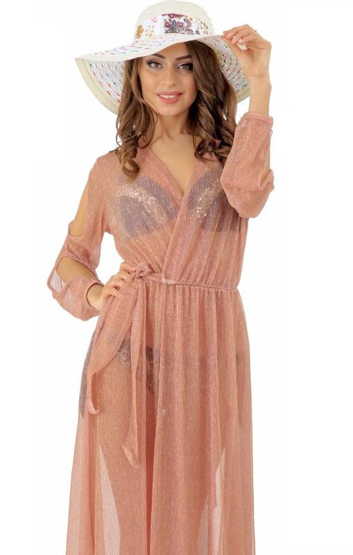 Пляжное платье 42204 универсальный 42-46