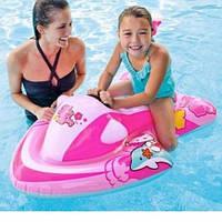Intex 57522 ( 117- 77 см. ) Детский водный скутер