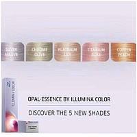 Wella Opal-Essence от Illumina Color Краска для волос металлик-оттенки