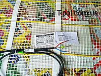 Теплый пол без стяжки In-therm mat 640 вт / 3,2 м2
