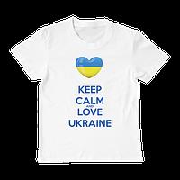 Футболка детская Love Ukraine, фото 1