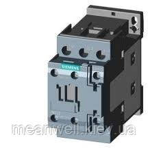 Контакторы  Siemens 3RT2026-1AP00  AC-3 11 KW/400 V, AC 230 V, 50 ГЦ, 1НO+1НЗ 3-ПОЛЮСА, ТИПОРАЗМЕР S0